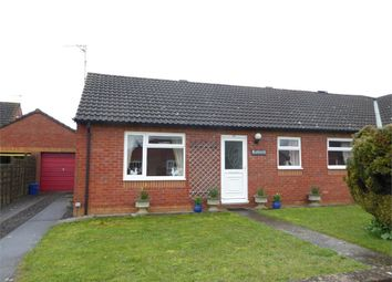 Thumbnail 3 bed semi-detached bungalow for sale in Sunnycroft, Portskewett, Monmouthshire
