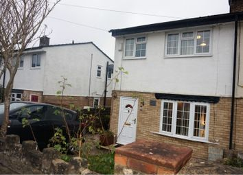 Thumbnail 3 bed semi-detached house for sale in Meadow Rise, Pontyclun