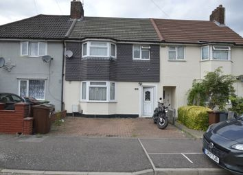 Thumbnail 2 bed terraced house for sale in Sutton Road, Barking