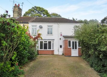 Thumbnail 3 bed end terrace house for sale in London Road, King's Lynn