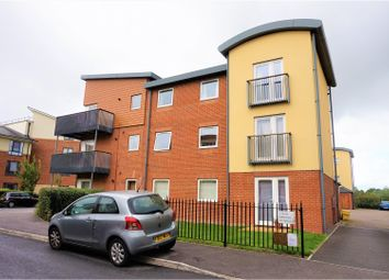 Thumbnail 2 bed flat for sale in 80 Longhorn Avenue, Gloucester