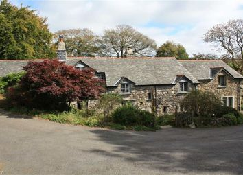 Thumbnail 9 bed detached house for sale in Mount, Bodmin