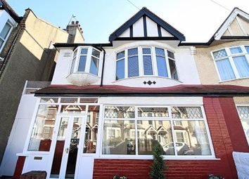 Thumbnail 3 bed semi-detached house for sale in Leonard Road, London