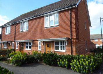 Thumbnail 2 bed end terrace house for sale in Deanery Square, Bognor Regis, West Sussex