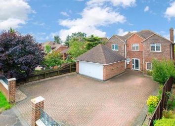 Thumbnail 4 bed detached house for sale in Barton Road, Barton Seagrave, Kettering