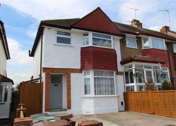 Thumbnail 3 bed end terrace house for sale in Drysdale Avenue, North Chingford, London