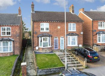 Thumbnail 2 bed semi-detached house for sale in London Road, Dunton Green, Sevenoaks
