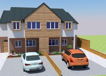 Thumbnail 3 bed semi-detached house for sale in Cranleigh Gardens, Sanderstead, South Croydon