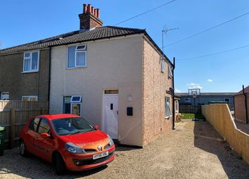 Thumbnail 3 bed semi-detached house for sale in Ladys Drove, Emneth, Wisbech