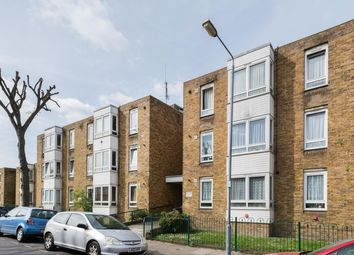 Thumbnail 1 bed flat for sale in Hassendean Road, London