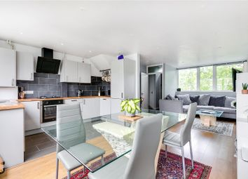 Thumbnail 2 bed flat for sale in Appleford Road, North Kensington, London