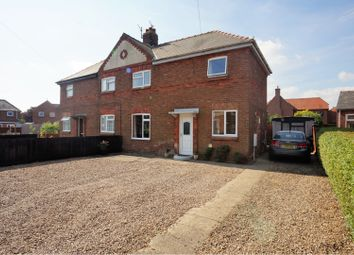 Thumbnail 3 bed semi-detached house for sale in Brunswick Square, Lincoln