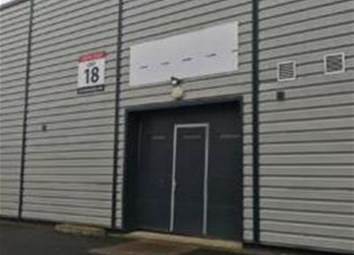 Thumbnail Industrial to let in Unit 18 Centrepoint, Hillington Park, Glasgow