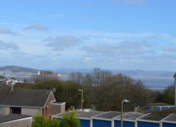 Thumbnail 2 bedroom flat to rent in Alderway, West Cross, Swansea