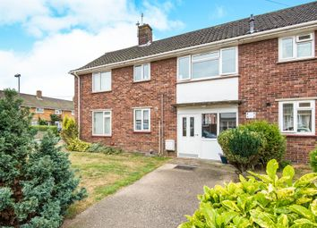 Thumbnail 2 bed flat for sale in Kempe Close, Heartsease, Norwich