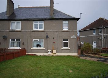 Thumbnail 2 bed flat for sale in Glencairn Street, Stevenston