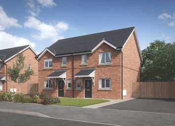 Thumbnail 3 bedroom semi-detached house for sale in Latrigg Road, Carlisle, Cumbria
