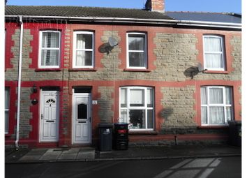 Thumbnail 2 bed terraced house to rent in Meadow Street, Llanhilleth, Abertillery