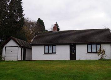 Thumbnail 2 bed detached bungalow for sale in Llangeler, Llandysul