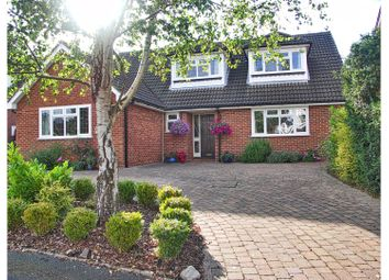 Thumbnail 4 bed detached house for sale in Tudor Way, Congleton