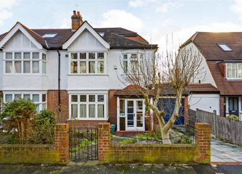 Thumbnail 5 bed semi-detached house for sale in Dora Road, London