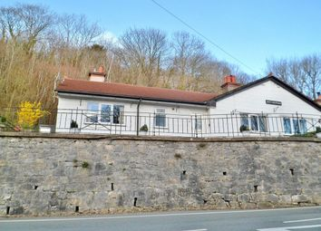 Thumbnail 3 bed bungalow for sale in Cymau Road, Ffrith, Wrexham