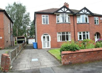 Thumbnail 3 bed semi-detached house for sale in Orchard Drive, Hale, Altrincham
