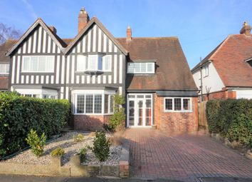 Thumbnail 5 bed semi-detached house for sale in Station Road, Boldmere, Sutton Coldfield