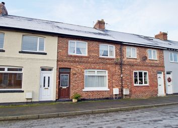 Thumbnail 2 bed terraced house for sale in Ramsay Street, Tursdale, Durham