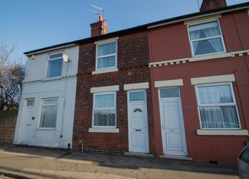 Thumbnail 2 bed terraced house for sale in Vernon Road, Basford, Nottingham
