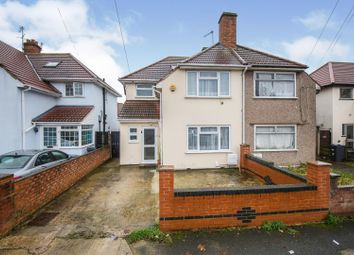 6 bed semi-detached house for sale in St. Heliers Avenue, Hounslow TW3