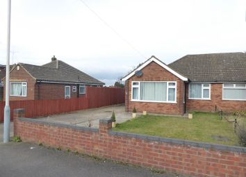 Thumbnail 3 bed semi-detached bungalow for sale in Bampton Road, Luton