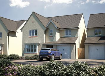 "Thumbnail 4 bed detached house for sale in ""The Earlswood"" at Winchester Road, Fair Oak, Eastleigh"