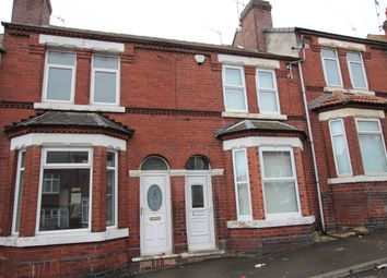 Thumbnail 3 bedroom terraced house to rent in Burton Avenue, Warmsworth, Doncaster