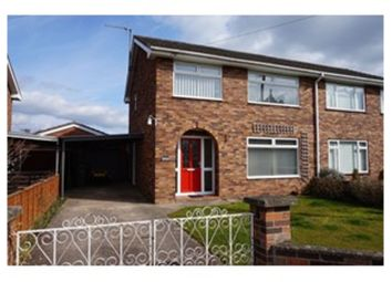 Thumbnail 3 bed semi-detached house to rent in Tallarn Green, Malpas