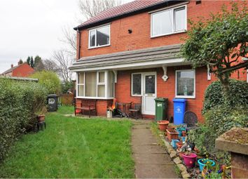 Thumbnail 2 bed end terrace house for sale in Larch Road, Manchester