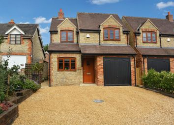 Thumbnail 4 bed detached house for sale in Main Street, Fringford, Bicester