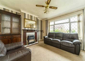 Thumbnail 1 bedroom terraced bungalow for sale in Challenge Close, Gravesend, Kent