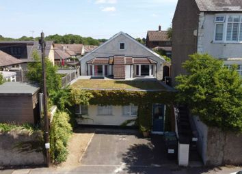 Thumbnail 3 bed detached bungalow for sale in Vale Road, Gravesend