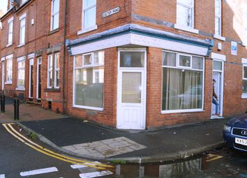 Thumbnail Retail premises to let in Exeter Road, Forest Fields, Nottingham