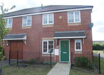 Thumbnail 1 bedroom end terrace house to rent in Apollo Avenue, Cardea, Stanground, Pterborough