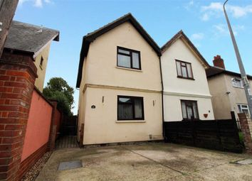Thumbnail 2 bed semi-detached house for sale in Reading Road, Ipswich