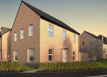 Thumbnail 4 bed detached house for sale in Cutsyke Road, Castleford