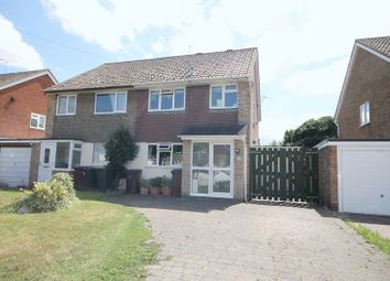 Thumbnail 3 bed semi-detached house to rent in Kelsey Avenue, Southbourne, Emsworth