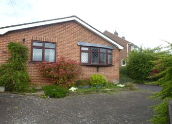 Thumbnail 2 bed property to rent in Longlands Lane, Findern, Derby