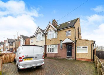 Thumbnail 4 bedroom semi-detached house for sale in Stanbridge Road, Leighton Buzzard