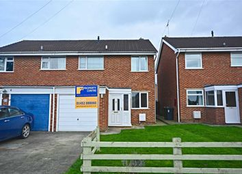 Thumbnail 3 bed semi-detached house to rent in Crispin Close, Longlevens, Gloucester