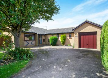 Thumbnail 3 bed detached bungalow for sale in Abbey Fields, Ramsey, Huntingdon