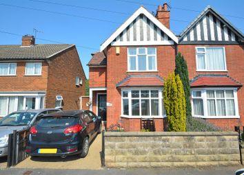 3 bed semi-detached house for sale in Bennett Street, Long Eaton, Nottingham NG10
