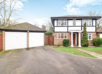 Thumbnail 4 bedroom detached house to rent in Chippenham Close, Lower Earley, Reading